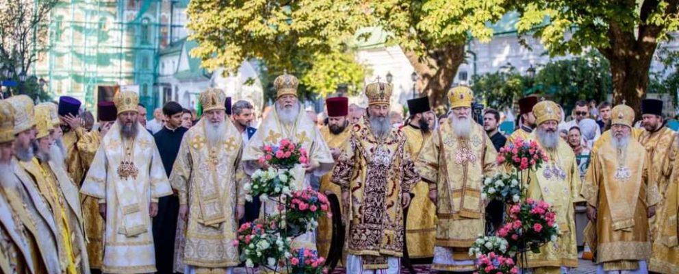 Духовенство благочиния приняло участие в праздновании шестой годовщины интронизации Блаженнейшего Митрополита Онуфрия.